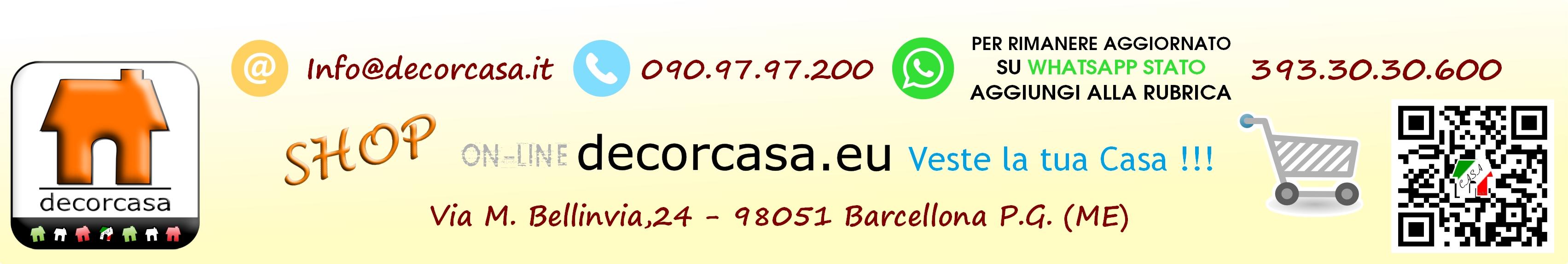 Shop Online decorcasa.eu