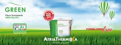 Atrithermika Green
