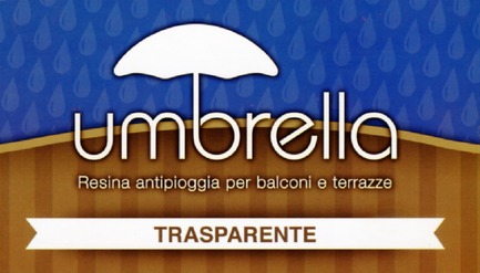 Umbrella Resina Antipioggia
